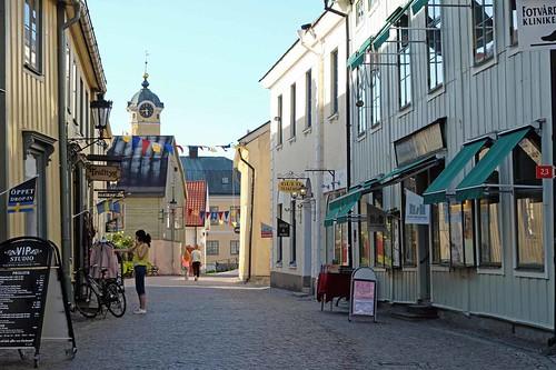 Storgatan mot Rådhuset