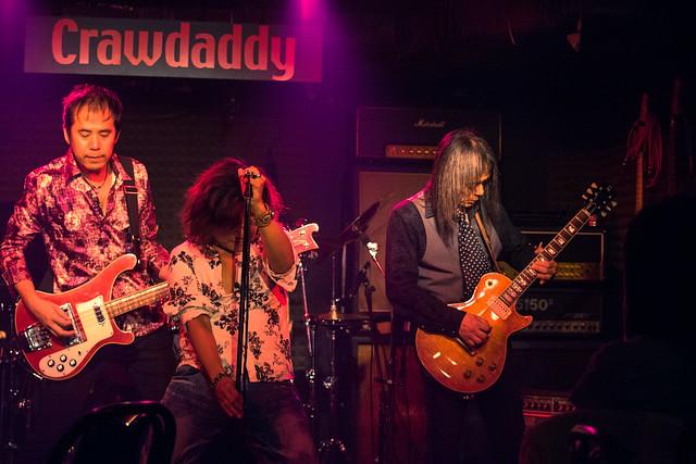 Molten Gold live at Crawdaddy Club, Tokyo, 10 Sep 2016 -00058