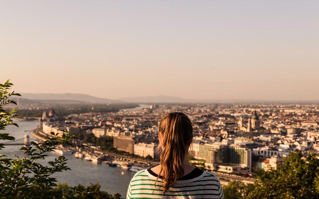 Budapest - Gellert Hill-11