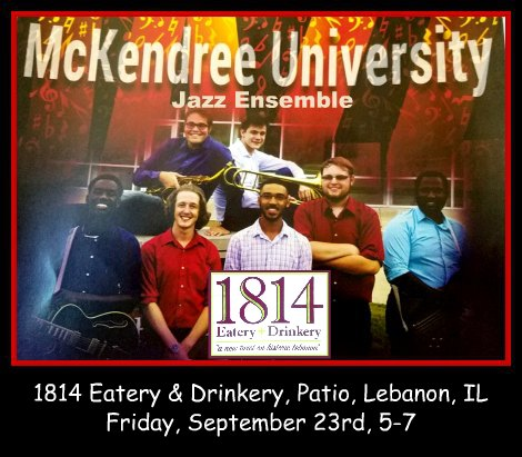 Mckendree Jazz Ensemble 9-23-16