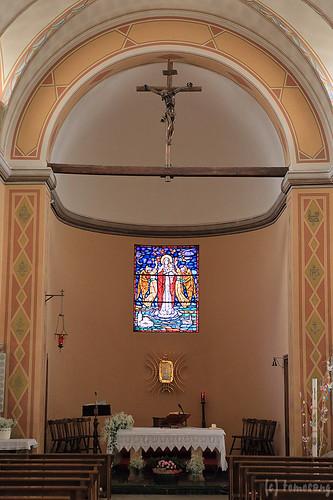 Chiesa parrocchiale Maria Regina Vallis Augustanae