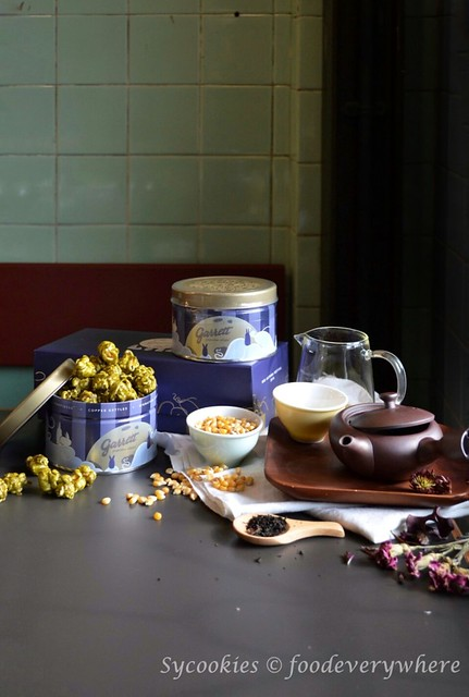 Garrett popcorn Mid Autumn Gift Set