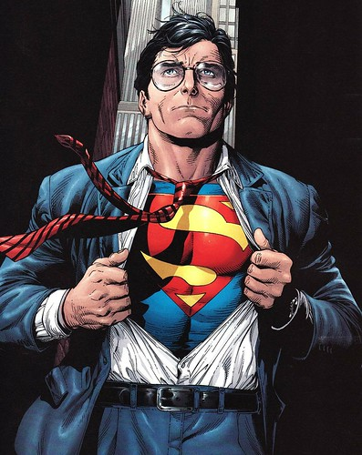SuperHero DC Superman