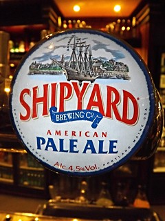 Shipyard Brewing Company, American Pale Ale, USA
