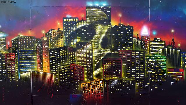Projet Saato Street art La Défense 3 copie