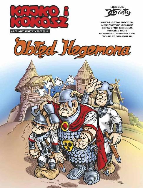 Kajko i Kokosz Nowe Przygody Obłęd Hegemona 00