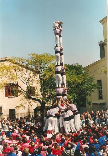 Diada de Festa Major d'Esplugues