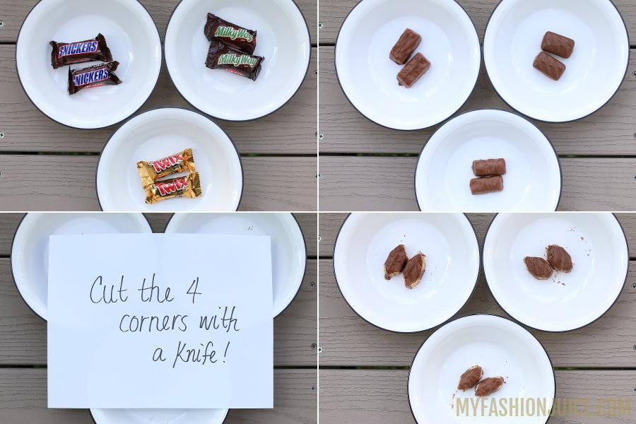 Snickers, Chocolate candy bars, Mars, #Chocolate4TheWin, #shop, Football Chocolate Cream Puffs, dessert