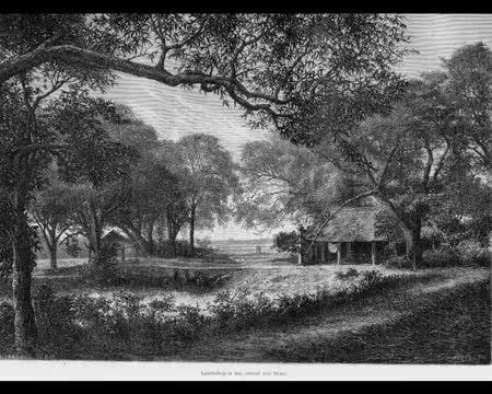 Hanoi, Vietnam, Hà Nội vào năm 1884