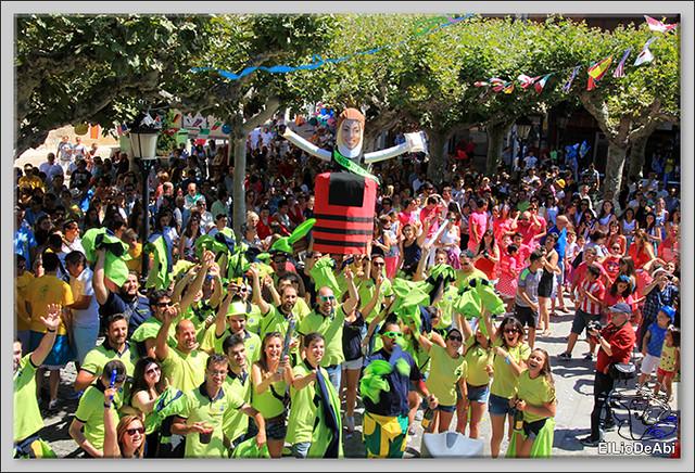 Briviesca Fiestas 2016 Bajada de las blusas  (7)