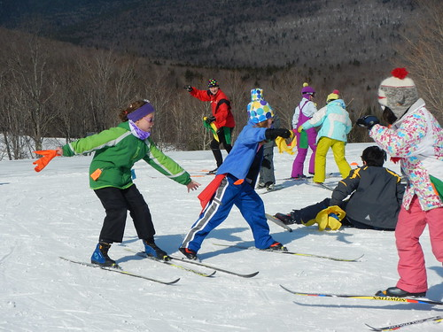 Penguins & Polar Bears Ski Camp for Kids | by Great Glen Trails