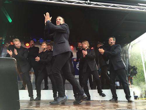 Mikkeli, Hallitustori, 5.8.2016