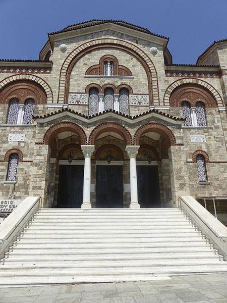 cathédrale du pirée