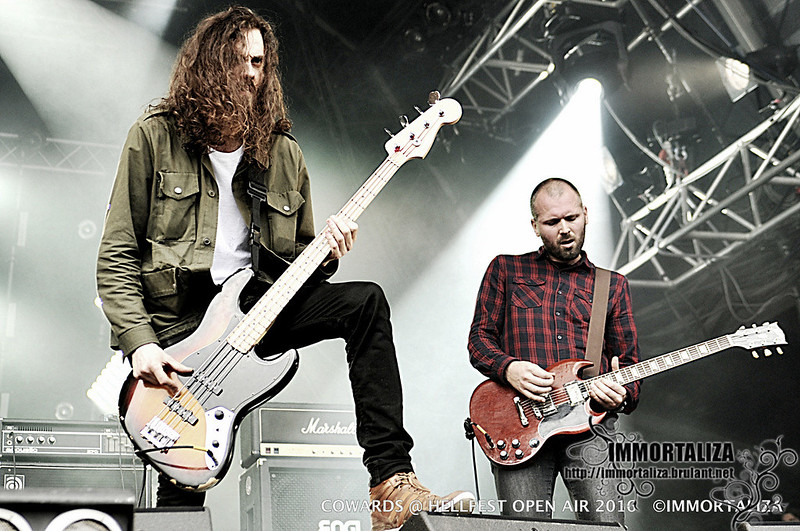 COWARDS @ HELLFEST OPEN AIR 2016 CLISSON FRANCE 29845487921_5312bf03dc_c