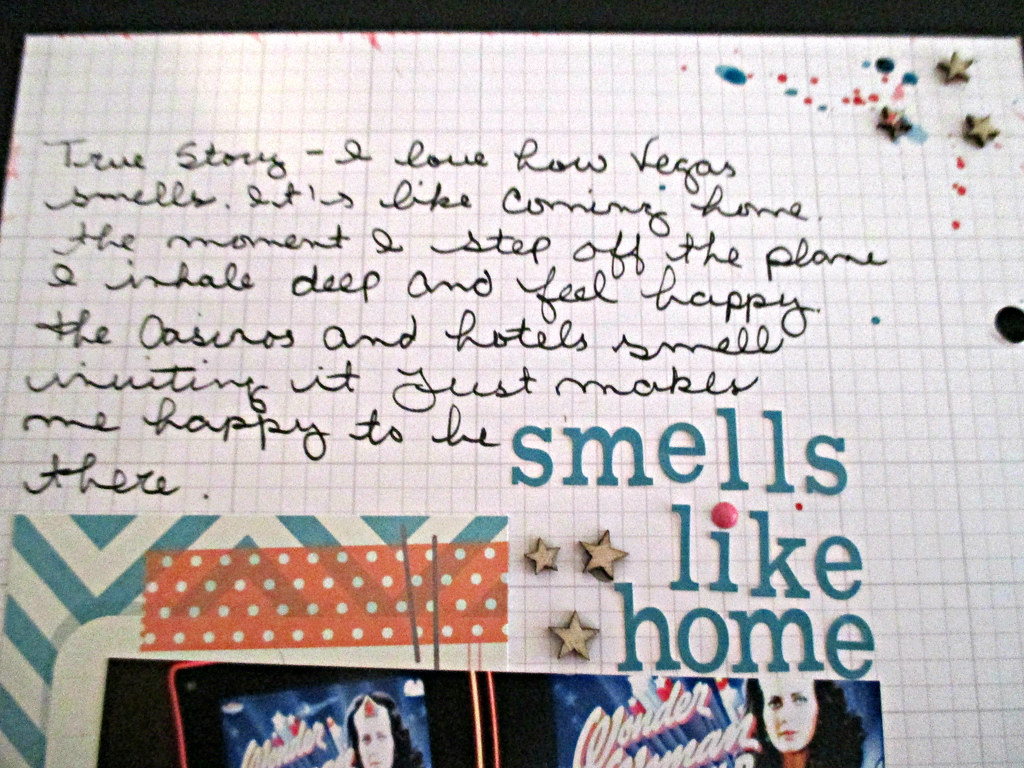Summer Lovin' Smells Journaling