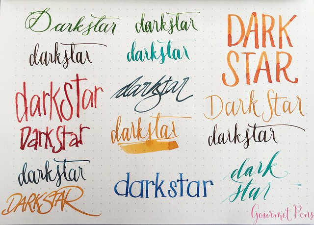 Review Darkstar Collections A5 Notebook Original & A5 MK3 Notebook 13