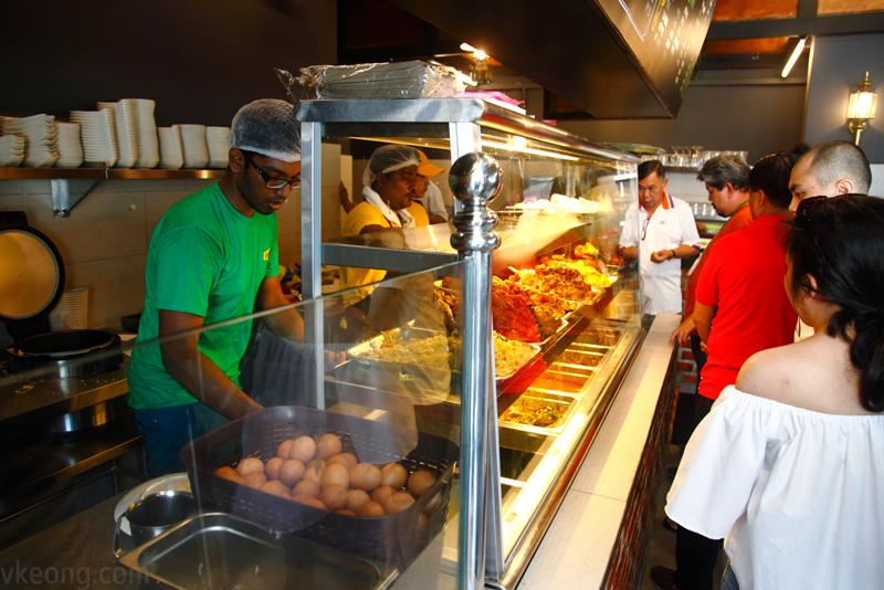 Hameediyah Nasi Kandar Food Counter