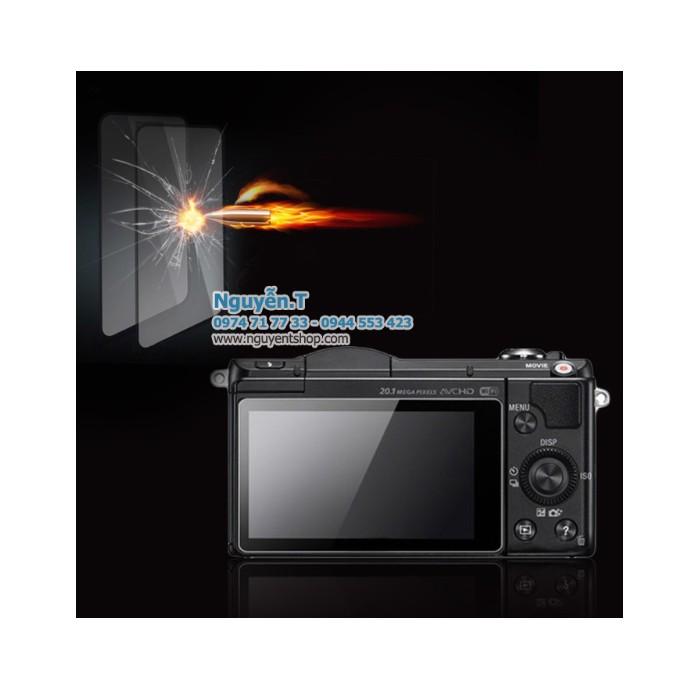 Ép kính cường lực từ tính  LYNCA  màn hình LCD HD cho  Sony A7II A7SII A7RII