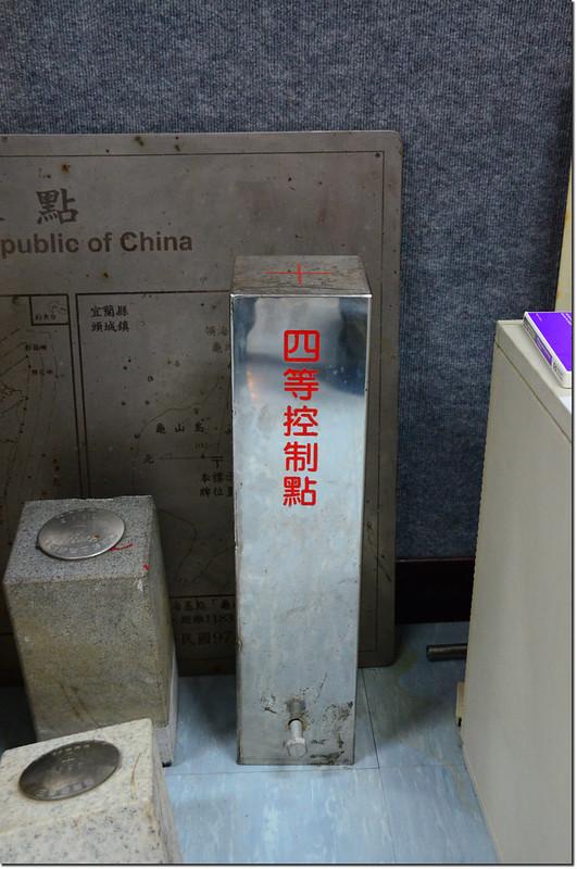 內政部土地測量局四等控制點(# A001) 4