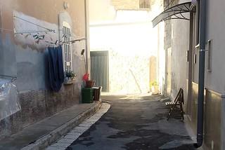 Noicattaro. Via San Corrado front