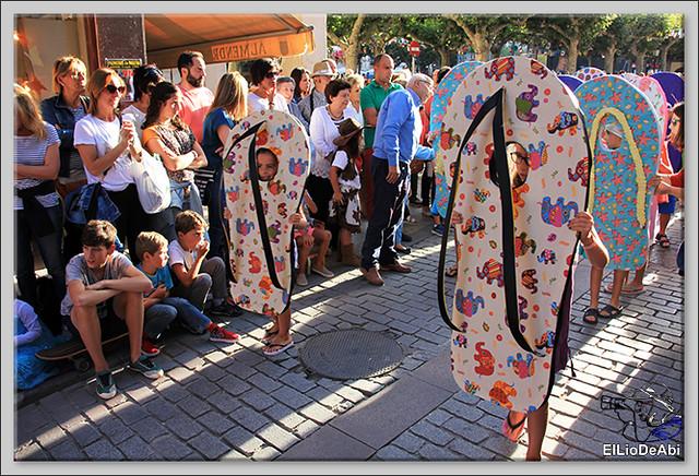 Briviesca Fiestas 2016 Desfile Infantil de Disfraces 5