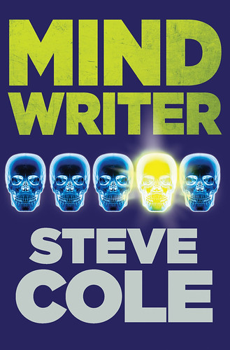 Steve Cole, Mind Writer