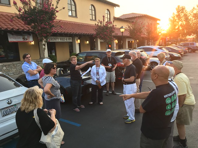 2016 Bocce ball, dinner and evening drive