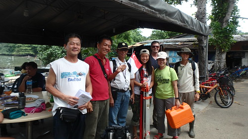 Restore Ubin Mangroves (R.U.M.) Initiative field trip