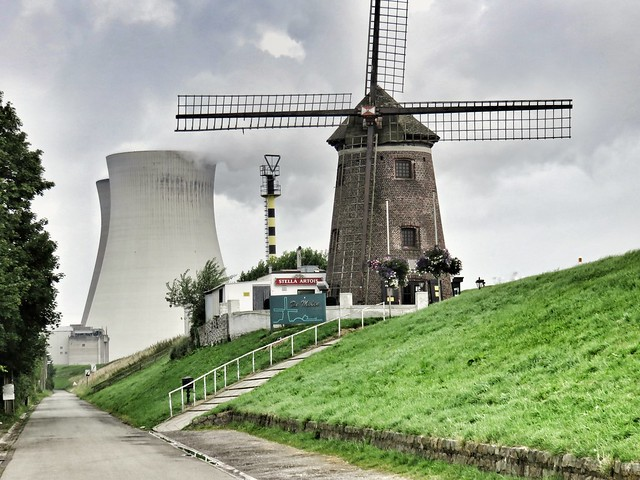 Doel, Belgium 2016