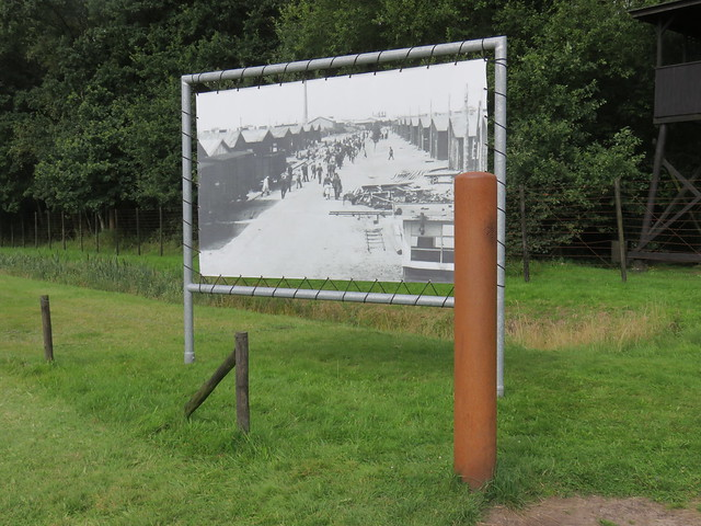 Westerbork, concentration camp - Netherland 2016