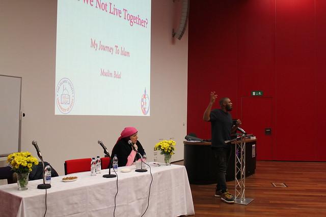 Islamic Awareness Week 2016