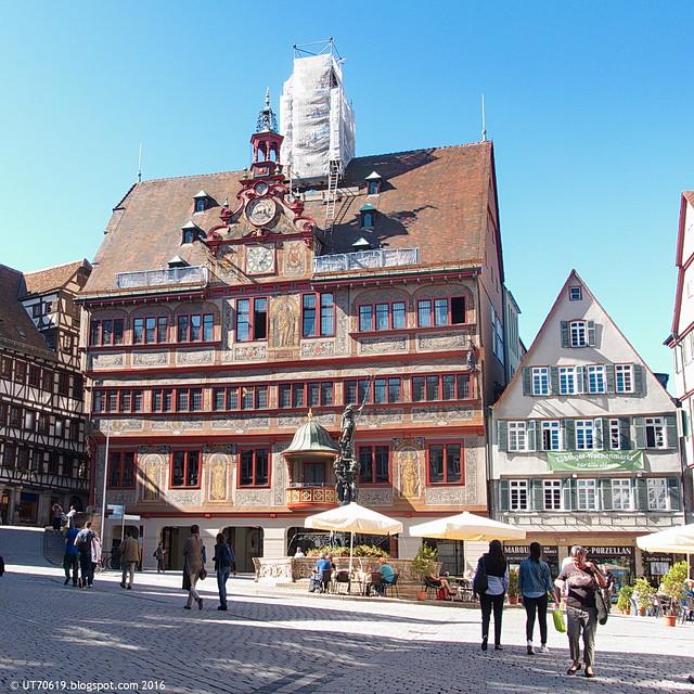 Marktplatz Rathaus