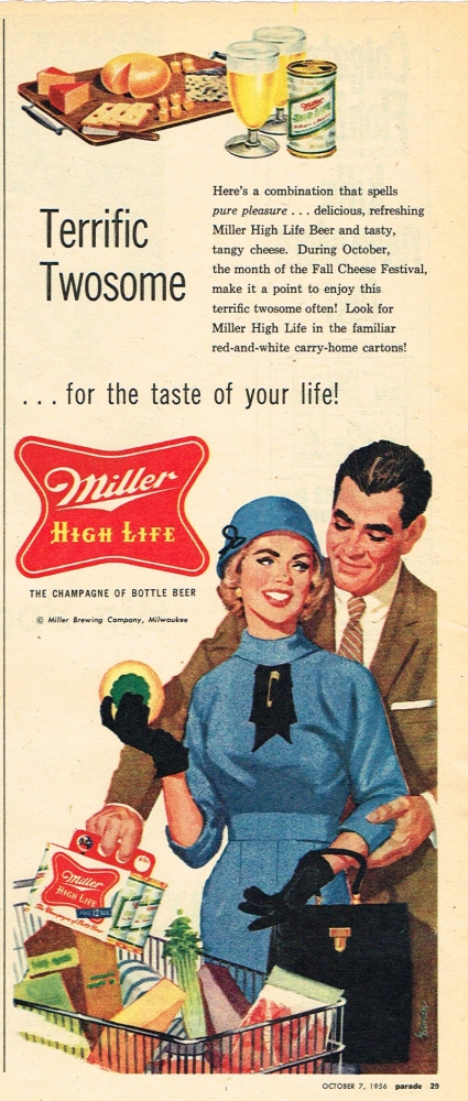 Miller-High-Life-1956-shopping