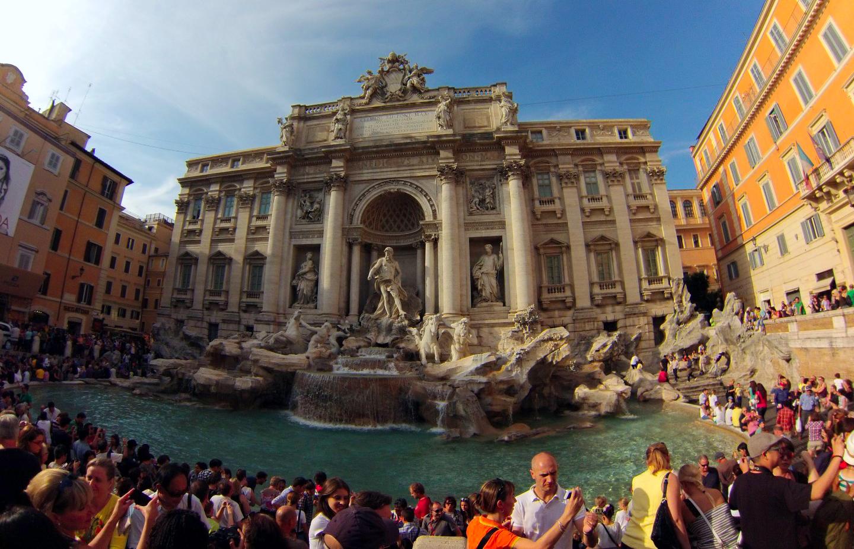 Fontana di Trevi, Roma, Italia roma - 29324066393 83cb2c4667 o - 21+1 Cosas que NO hacer en Roma, Italia