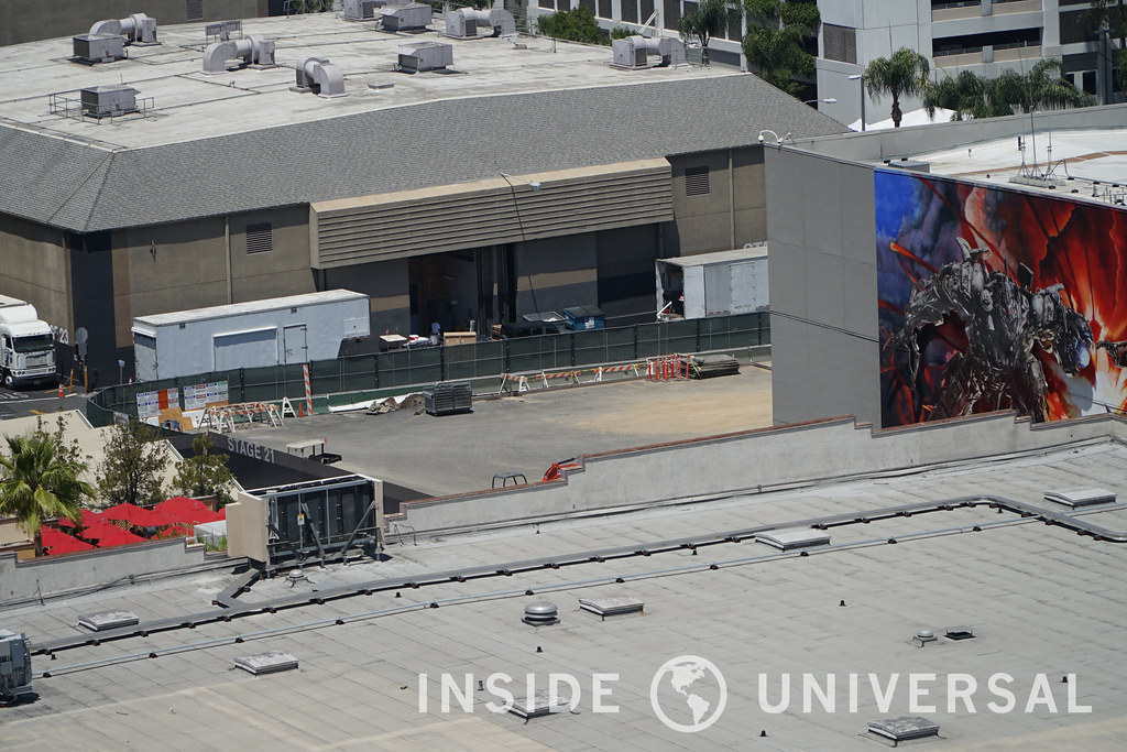 Photo Update: July 17, 2016 - Universal Studios Hollywood