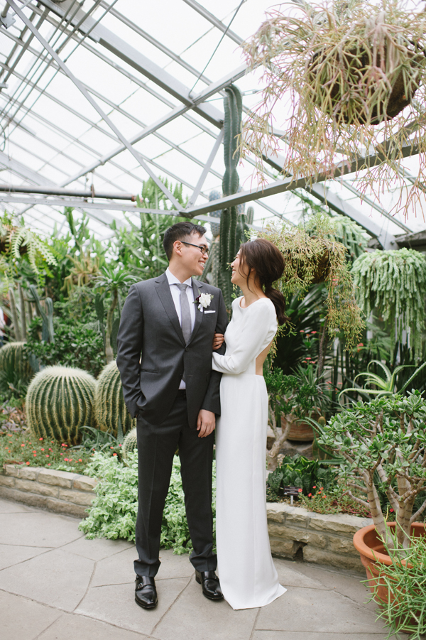 Celine Kim Photography Allan Gardens Auberge du Pommier romantic intimate restaurant Toronto fall wedding-21