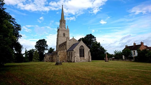three locked churches 1: Methwold