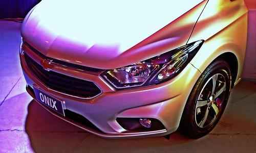 Chevrolet Onix | Lanzamiento en Chile