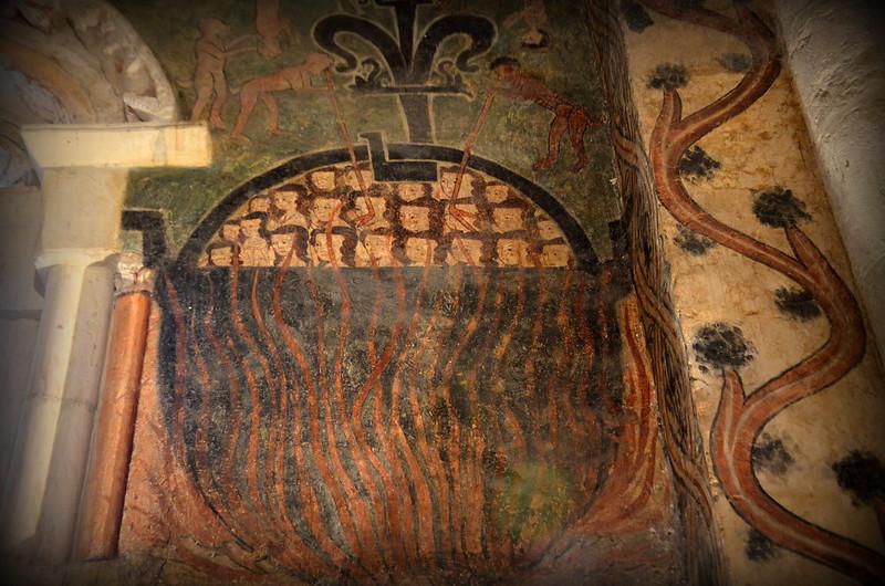 San Martin Tourskoaren eliza erromanikoa (Gazeo, Iruraitz-Gauna, Araba)