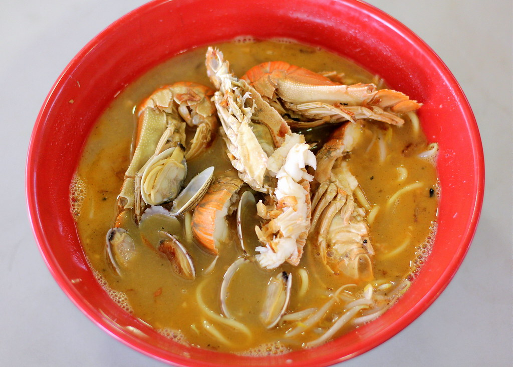 sumo-big-prawn-crayfish-bee-hoon-soup