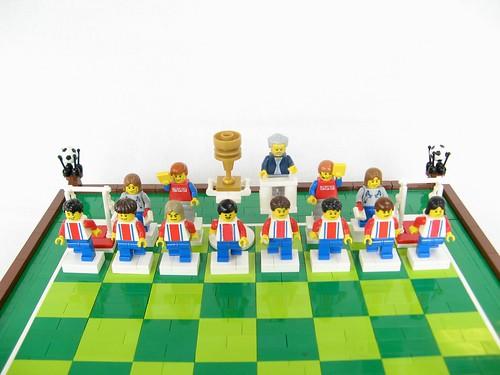 Soccer Chess!