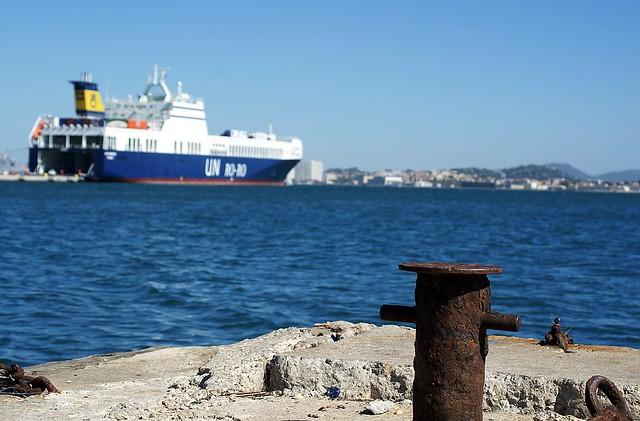 Les activités de la rade de Toulon