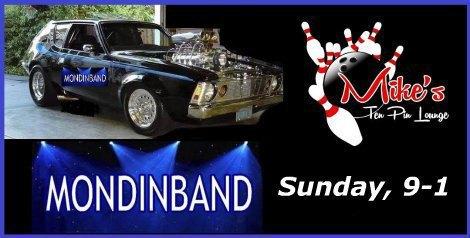 Mondinband Sunday