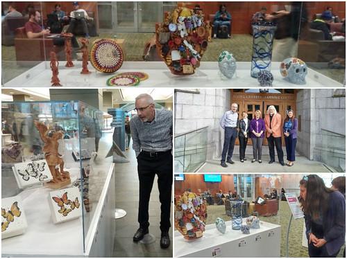 Exhibición de Artesanía Popular Mexiquense