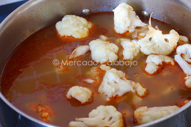 ARROZ CON COSTILLAS Y COLIFLOR-15