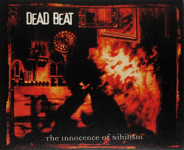 "DEAD BEAT - THE INNOCENCE OF NIHILISM + BOOKLET 10"" Vinyl Record"