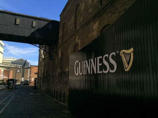 Galway 2016 - Day 4: Guinness Storehouse