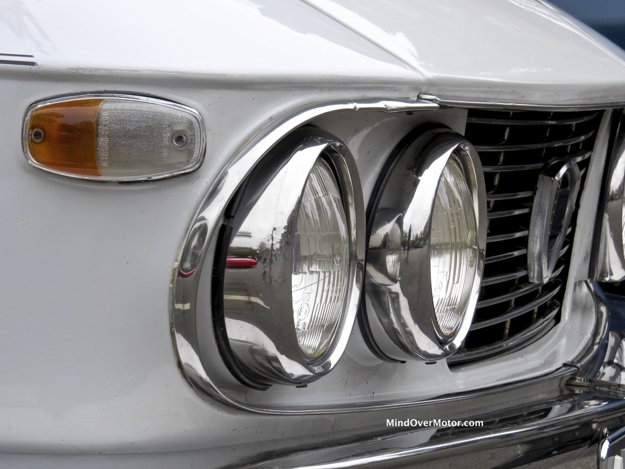 1968 Lancia Fulvia Headlights