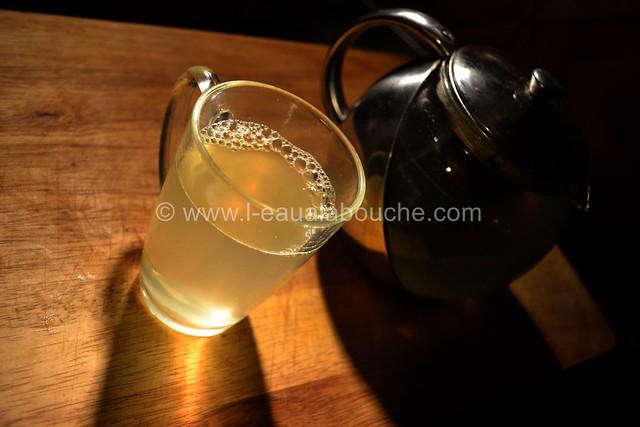 Infusion au Thym, Citron & Miel  © Ana Luthi  Tous droits réservés 009