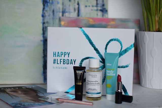 Lookfantastic LFBDAY Beauty Box Review